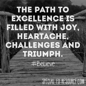 Path To Excellence | Special Education Resource