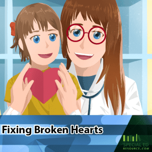 Fixing Broken Hearts - A Teachers Journey